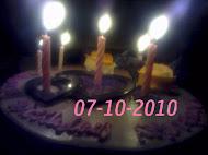 My Birthday's  Cake 2010