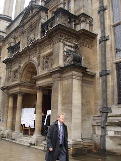 Оксфорд. Экзаменационный корпус