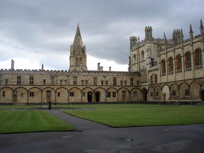 На кого учат в Оксфорде