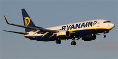 Бюджетная авиакомпания Ryanair