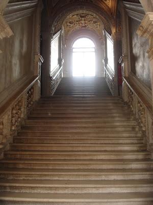 Лестницы Дворца Дожей