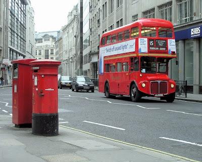 Знаменитый лондонский Рутмастер. Фото с сайта http:evropa.org.ua