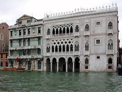 Дворцы Венеции: Золотой дворец. Фото с сайта http://fotki.yandex.ru
