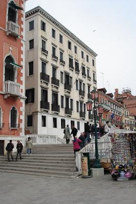 Венеция. Славянская набережная. Отель Даниели