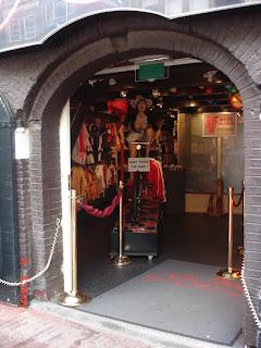 Музеи Амстердама. Музей секса
