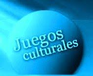 JUEGOS CULTURALES
