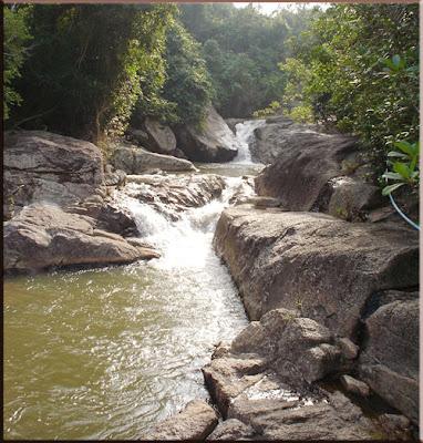 Than Sadet waterfall Park
