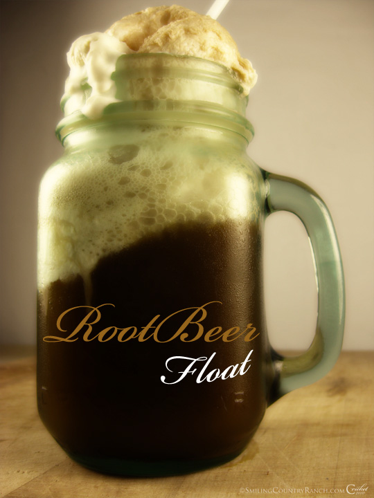 Root Beer Float maybe? In Mason Jars?! | Things I Love | Pinterest