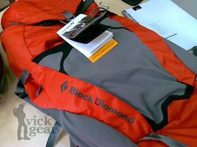 Black Diamond Boost Pack