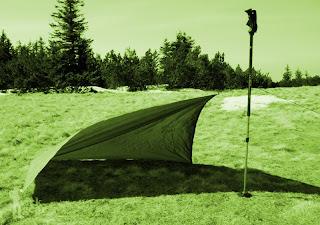 micro tarp in the field