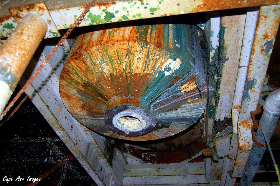 Cape Ann Images More Paint Factory