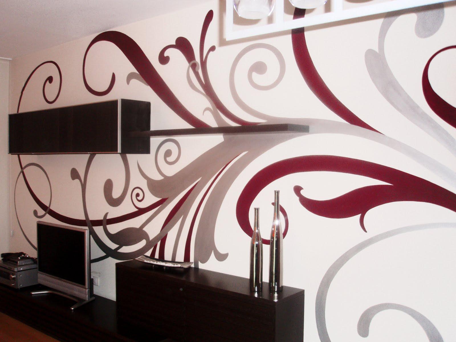 Murales decorativos for Murales decorativos juveniles