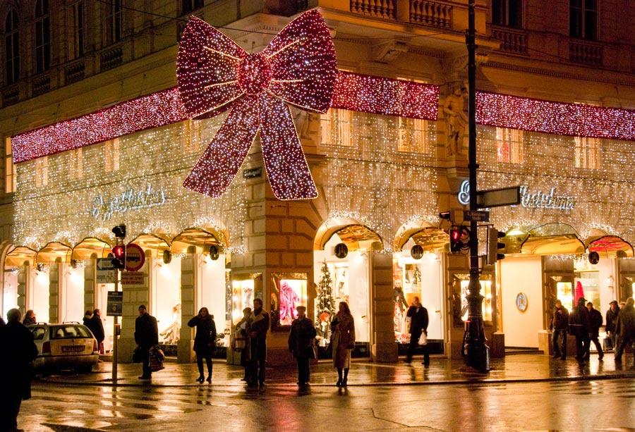 Merisi 39 s vienna for beginners when night fallsvienna at for Best hotel in vienna for christmas