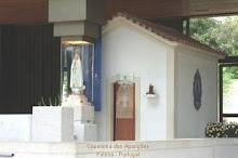 Capelinha das Aparições, Fátima - Portugal