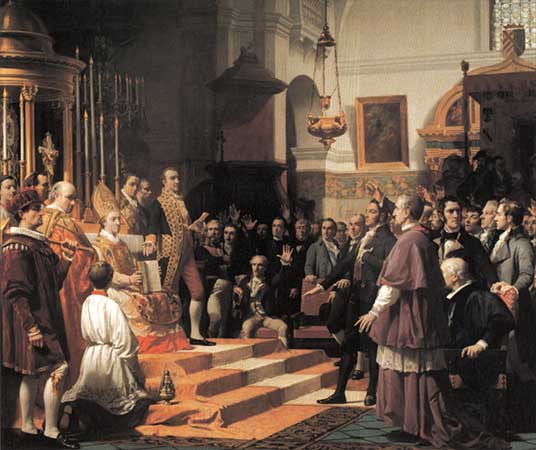 Per historia pol tico constitucional siglo xix diputados for Casas de la epoca actual