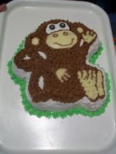 Just for Fun - Monkey Cake