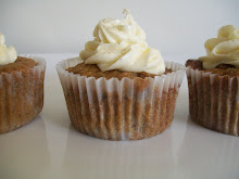 Lumberjack Cup Cakes with Cream Cheese frosting