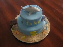 The Shark Cake