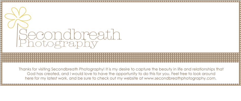 Second breath photography