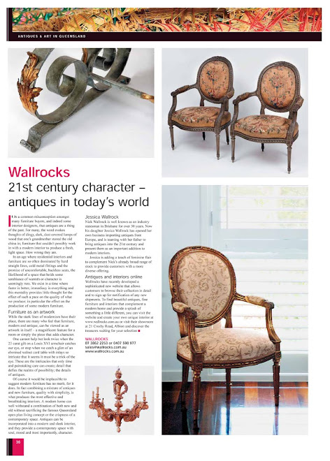 World of Arts & Antiques Magazine