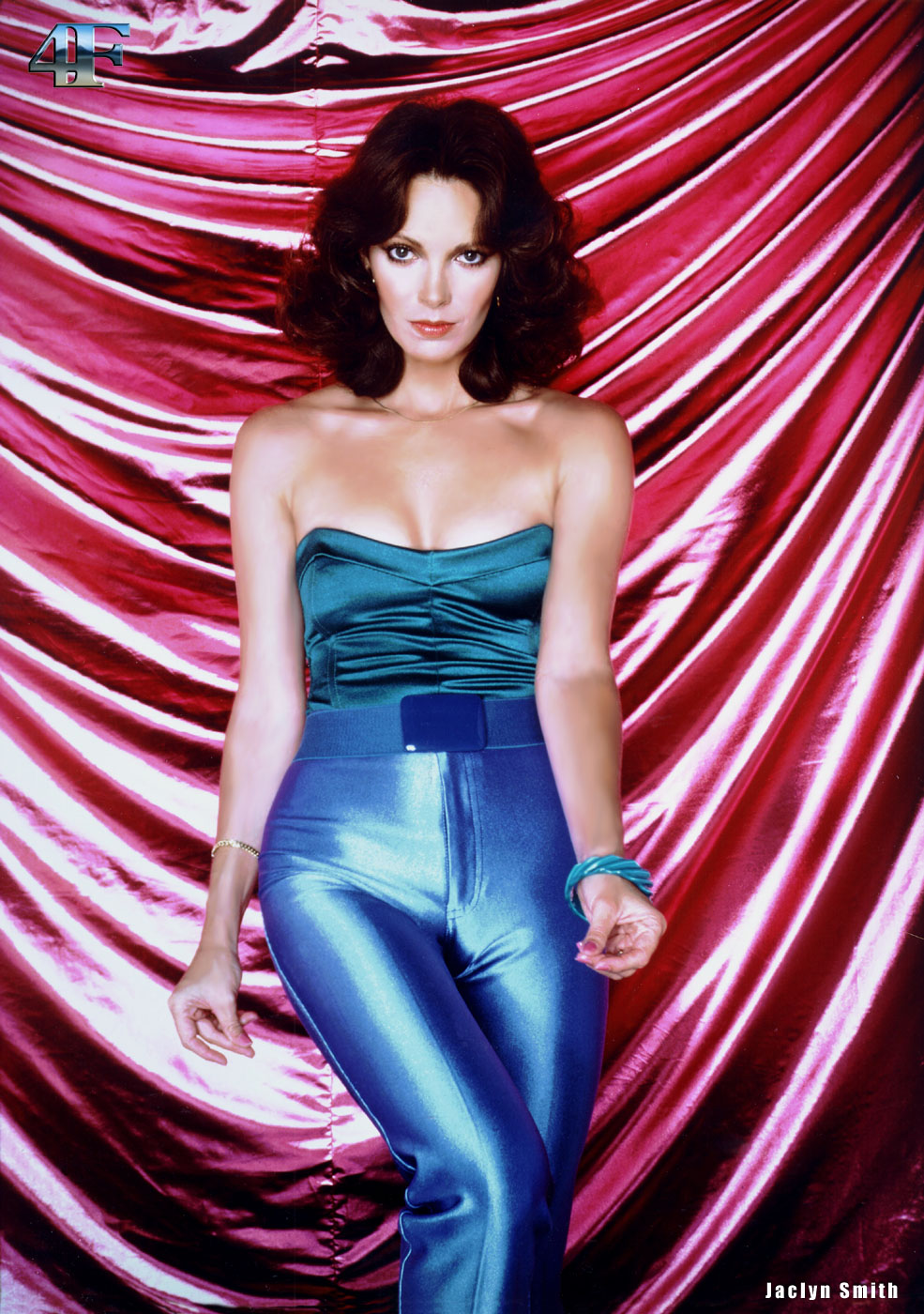 Jaclyn Smith (Charlies Angels)