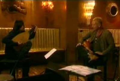 Sting with Edin Karamazov
