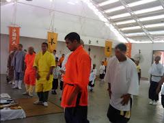 Graduacion de la Escuela Shaolin Chuan Fa Venezuela