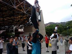 Exhibicion de Kung Fu Shaolin Chuan Fa Torneo de Artes Marciales Junio 2010