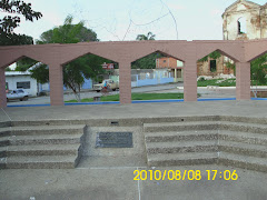 Plaza Bolivar de Carmen de Cura