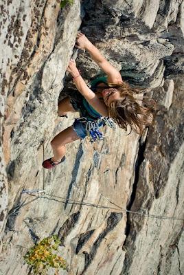 Nicky Dyal Climber