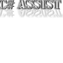C# (Sharp) Assist