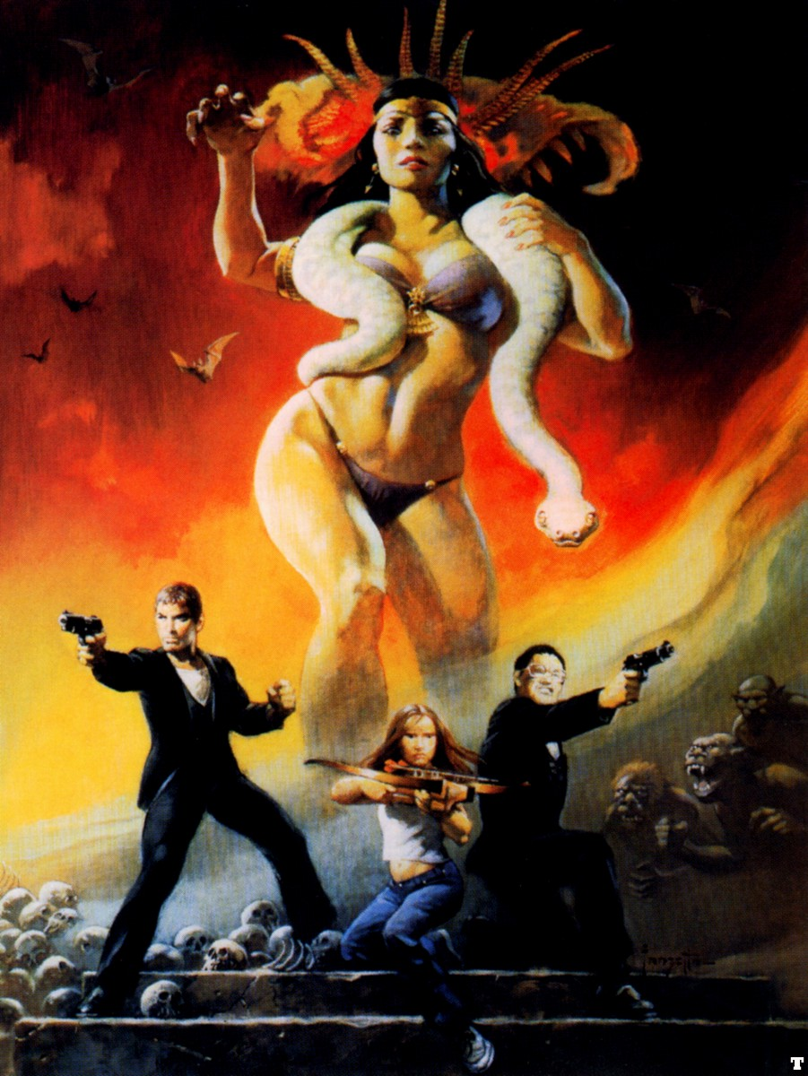 The art of Frank Frazetta, Feature : Movies - Empire