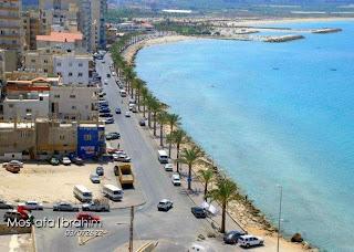شقة مؤلفة من غرفتين نوم وحمامين وصالون وطعام وغرفة جلوس ومطبخ كبير - مدينة صور - لبنان