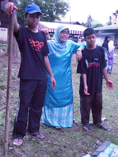 adila dan cousin-cousin