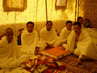 di padang arafah