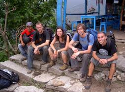 Resting At Tikhedunga-Mr'James Group from-UK