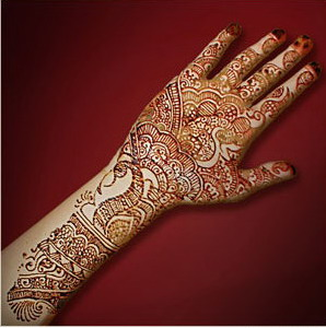 India mehndi patterns