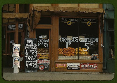 Storefront, from the Library of Congress Flickr Pilot Project