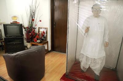 Jyoti Basu home Photos