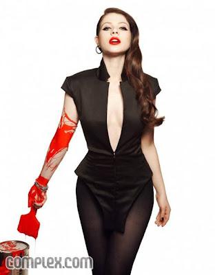 Michelle Trachtenberg Complex Magazine