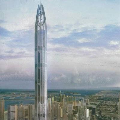 Dubai Nakheel Tower