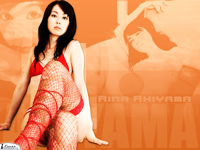 Rina Akiyama's New WallPapers