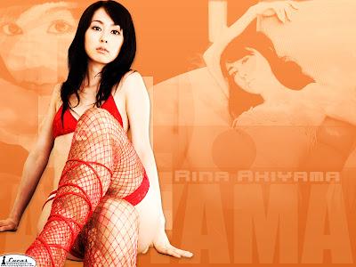Rina Akiyama's New WallPapers