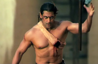 Veer (Salman Khan) first look