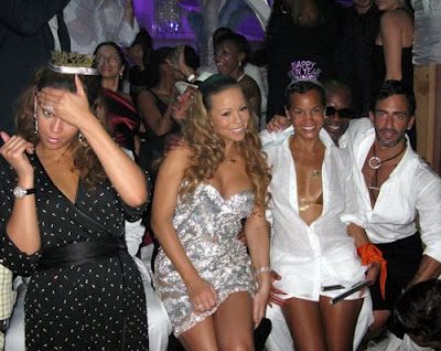 Stars Get Ready to Ring in 2010