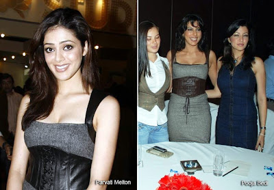 Bollywood Celebrity In Similar Clothes