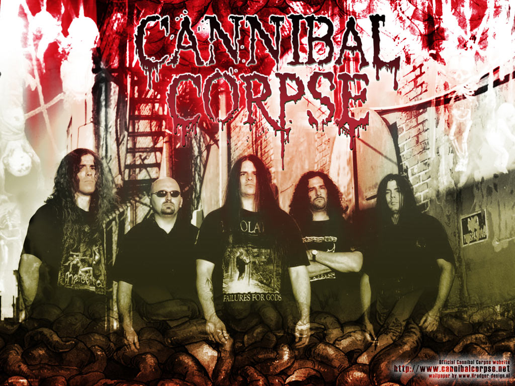 Cannibal Corpse - Tomb Of The Mutilated Cannibal+Corpse