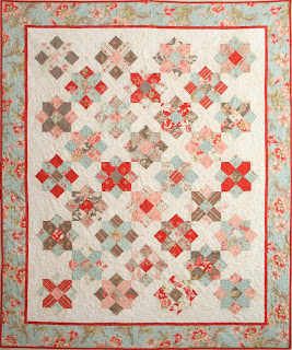 Boy Fat Quarter Baby Quilt Pattern | needyl