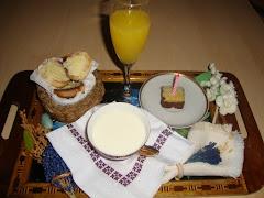 Mini desayuno