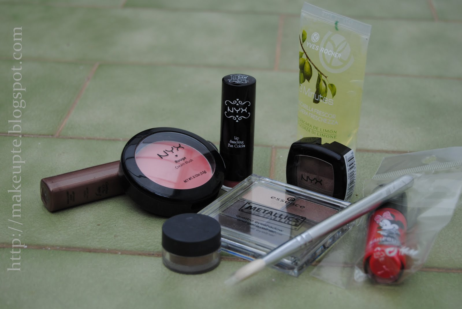 Sorteo en Make up-Te